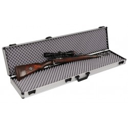Walizka aluminiowa na 1 szt broni