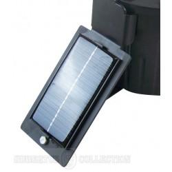 Stacja solarna do automatu do dokarmiania