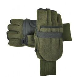 Rękawiczki myśliwskie z polaru