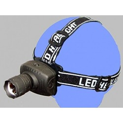 Latarka czołowa Power LED