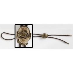 Krawatnik myśliwski- głowa dzika