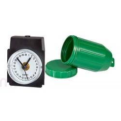 Zegar analogowy na nęcisko - zestaw