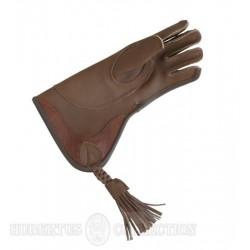 Rękawica sokolnicza