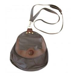 Torba sokolnicza z paskiem obrotowym