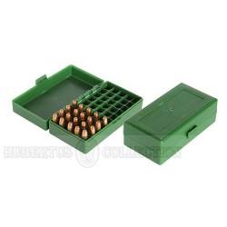 Pudełko na amunicję - broń krótka kal.38 lub 357 mm