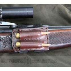 Premium etui na strzelbę - 2x kula