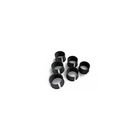 Komplet pierścieni redukcyjnych 0,5-3 mm do adaptera Pard NV-007 (NV-850 Patronus)