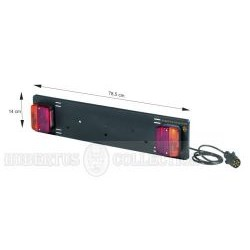 Listwa oświetleniowa 7-pin