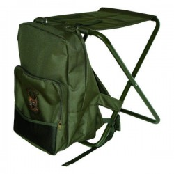 Plecak myśliwski z krzesełkiem